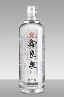 晶白酒瓶-001