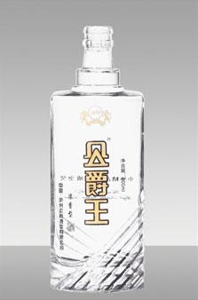 晶白酒瓶-003